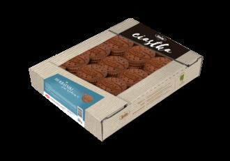 Herbatniki Śnieżkowe Kakaowe 840g