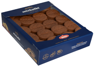 Ciastka Michałki® Ciemne 1,4kg