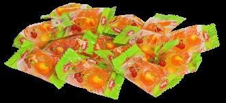 Galaretki w cukrze flow-pack 1,8kg, 1kg