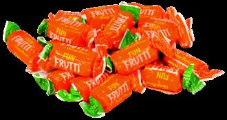 Fun Frutti orange 7kg, 1,5kg