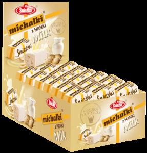Michałki z Hanki® Milk 1,9kg