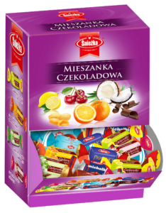 Mix of chocolate sweets 2,5kg