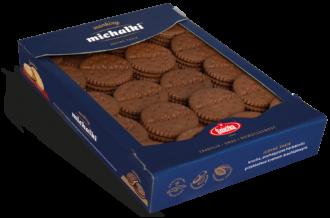 Cookies Michałki® dark 680g
