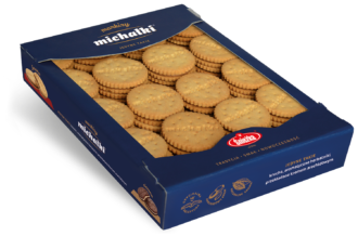 Cookies Michałki® light 680g