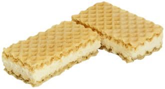 Waffers with cream filling 1,5kg