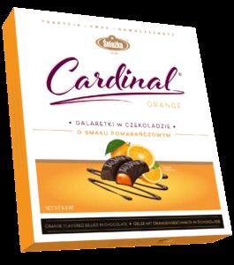 Cardinal® orange 180g