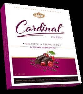 Cardinal® cherry 180g