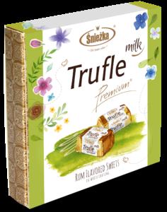Trufle Premium® Milk 330g