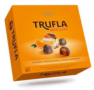 Trufla with jelly 180g
