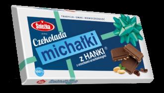 Czekolada Michałki z Hanki 100g